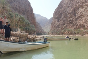Wonderful Wadi Shab (and other interesting places)